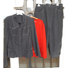 Tailleur pantalon Christine Laure  pas cher