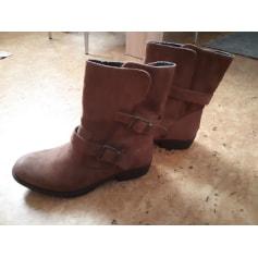 Bottines & low boots plates Rocketdog  pas cher