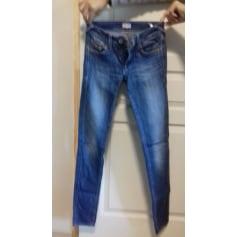 Jeans slim Tommy Hilfiger denim  pas cher