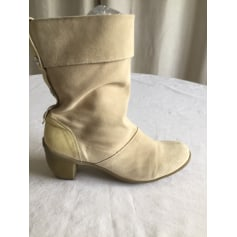 Bottines & low boots à talons Pataugas  pas cher
