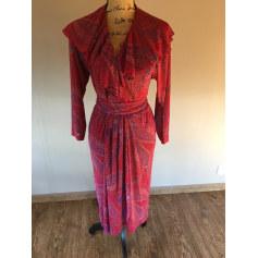Robe mi-longue Rodier  pas cher