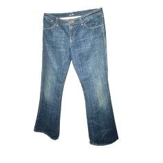 Jeans très evasé, pattes d'éléphant Armani Jeans  pas cher