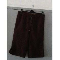 Pantalon droit Lea Fashion  pas cher