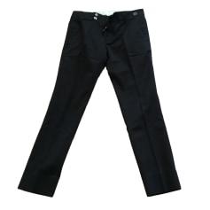 Pantalon slim, cigarette Diesel  pas cher
