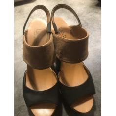 Sandales compensées LPB Les P'tites Bombes  pas cher