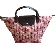 Stoffhandtasche Longchamp Pliage