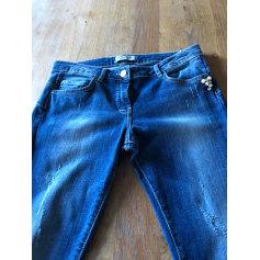 Jeans slim Cristina Gavioli  pas cher