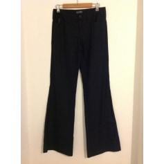 Pantalon évasé Armani Jeans  pas cher