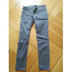 Pantalon droit Phard  pas cher