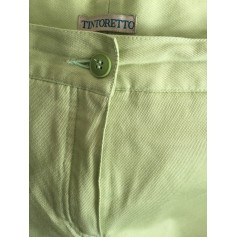 Pantalon droit Tintoretto  pas cher