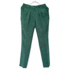 Pantalon carotte American Vintage  pas cher