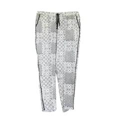 Pantalon large BCBG Max Azria  pas cher