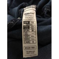 Robe en jeans Marks & Spencer  pas cher