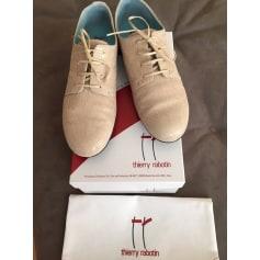 Chaussures à lacets  Thierry Rabotin  pas cher