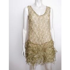 Robe courte Kate Moss  pas cher