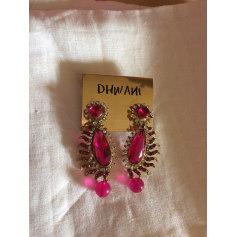 Boucles d'oreille Dhwani  pas cher