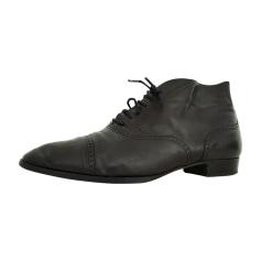 Bottines & low boots à talons Fratelli Rossetti  pas cher
