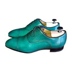 Chaussures à lacets Christian Louboutin  pas cher