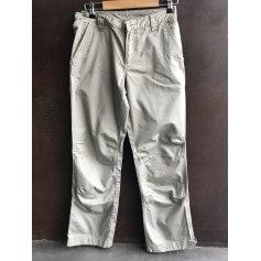 Pantalon large Benetton  pas cher