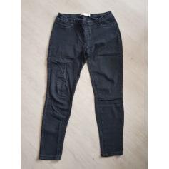 Jeans slim Denim & co  pas cher