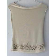Top, tee-shirt Roccobarocco  pas cher