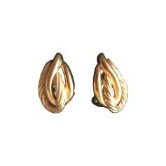 Boucles d'oreilles Lanvin  pas cher
