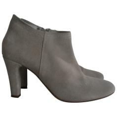 Bottines & low boots à talons Laura Clément  pas cher
