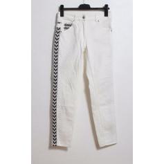 Pantalon droit Isabel Marant For H&M  pas cher