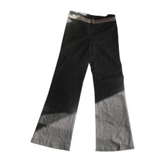 Pantalon évasé Zadig & Voltaire  pas cher