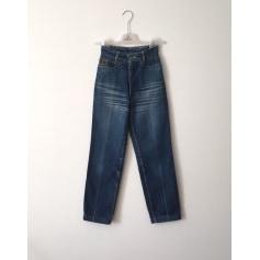 Jeans droit Lois  pas cher