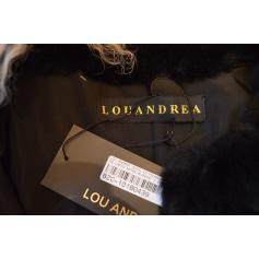 Blouson, veste en fourrure Lou Andrea  pas cher
