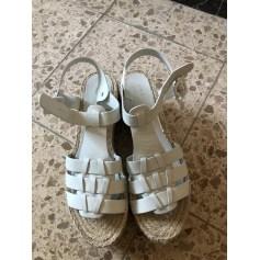 Sandales compensées Paloma Barcelo  pas cher