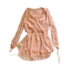 Robe courte Free People  pas cher