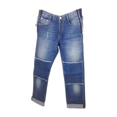 Jeans droit Stella Mccartney  pas cher