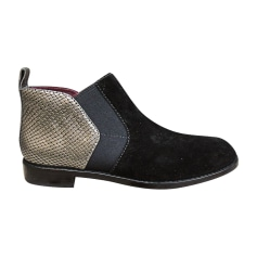 Flat Ankle Boots Marc Jacobs