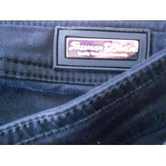 Jeans slim Freeman T Porter  pas cher