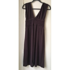Robe mi-longue Bruuns Bazaar  pas cher
