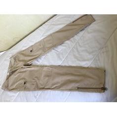 Pantalon droit Corléone  pas cher