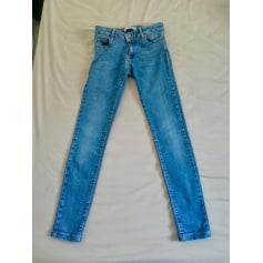 Jeans slim Hod Paris  pas cher