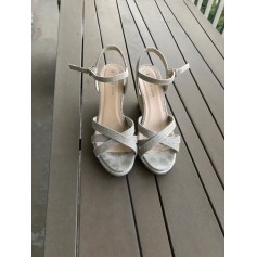 Sandales compensées New Look  pas cher
