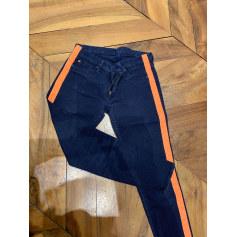 Pantalon droit Hudson Jeans  pas cher