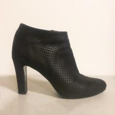 High Heel Ankle Boots Eden