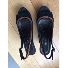 Sandales à talons Flavio Menorca  pas cher
