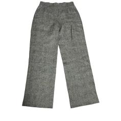 Pantalon évasé Max Mara  pas cher