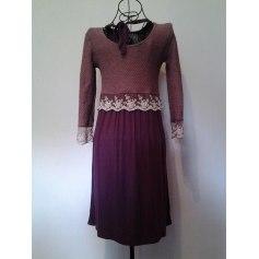 Robe mi-longue Mamatayoe  pas cher