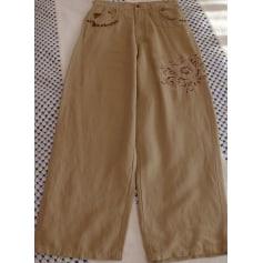 Pantalon large Akademiks  pas cher