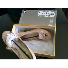 Ballerines Cable  pas cher