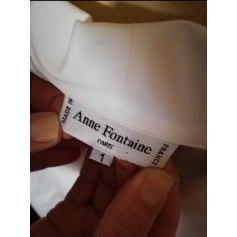 Chemisier Anne Fontaine  pas cher