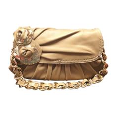 Schultertasche Leder Versace