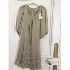 Robe courte Chemins Blancs  pas cher